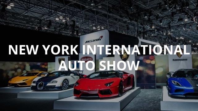 ニューヨークオートショー 2021-6-5
