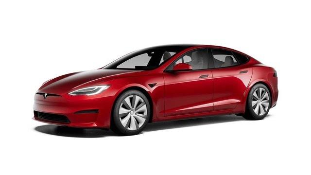 tesla Model S Plaid_ 販売中止1 2021-6-7