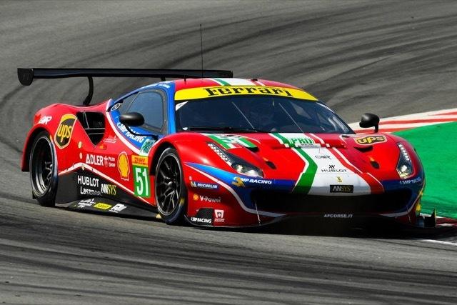 フェラーリとAFコルセがLMHプログラムで協力1 2021-6-9