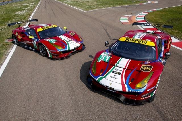 フェラーリとAFコルセがLMHプログラムで協力2 2021-6-9