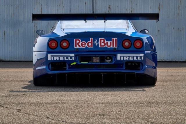 フェラーリ550GT12 2021-6-10