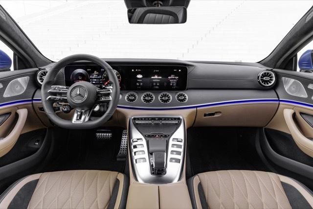 Mercedes-AMG GT 4-Door Coupé4 2021-6-15