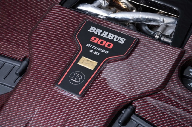 ブラバスG900ロケットエディション5 2021-6-17