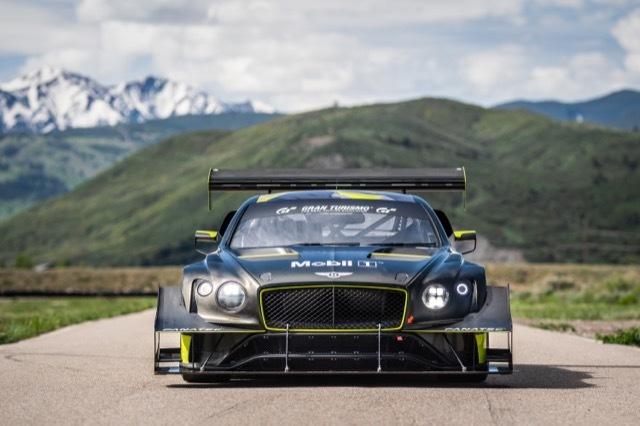 Bentley Fanatec GT3 Steering Wheel 5