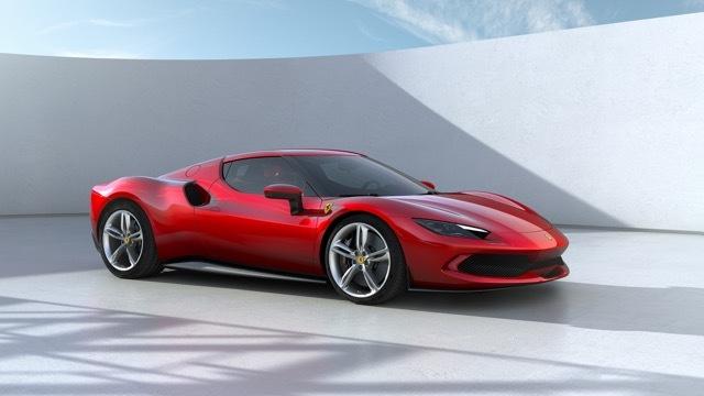 フェラーリ296GTB5 2021-6-24