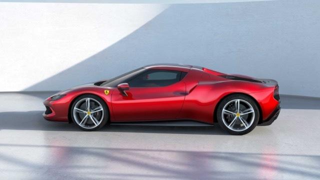 フェラーリ296GTB9 2021-6-24