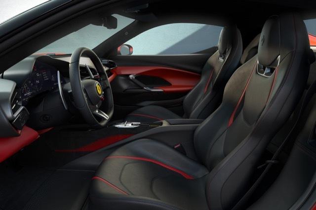 フェラーリ296GTB11 2021-6-24