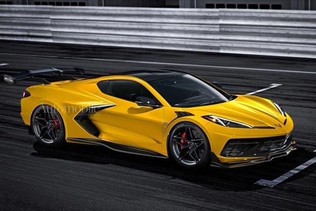 Corvette C8 Z06 2021-6-28