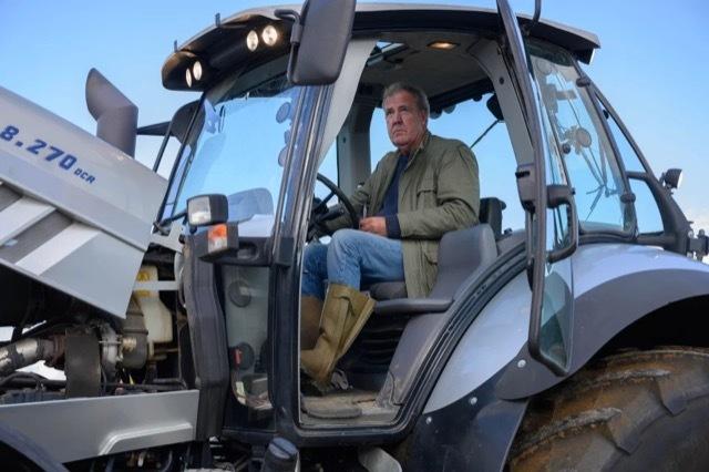 ジェレミークラークソン農家になる 2021-6-29