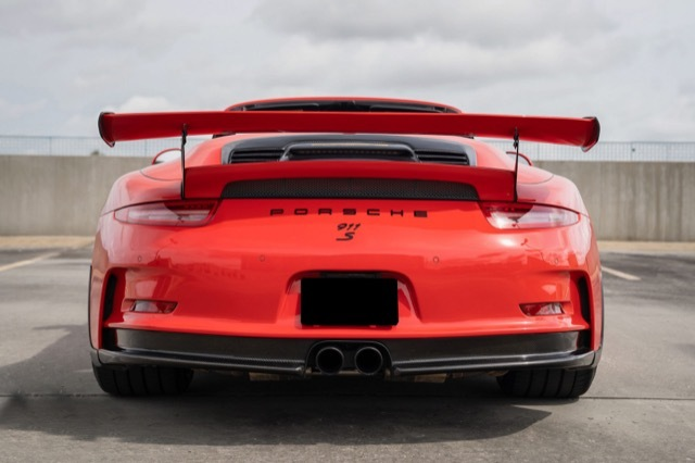911GT3 RSカブリオレ2 2021-7-2