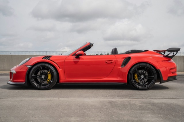 911GT3 RSカブリオレ3 2021-7-2