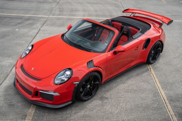 911GT3 RSカブリオレ4 2021-7-2