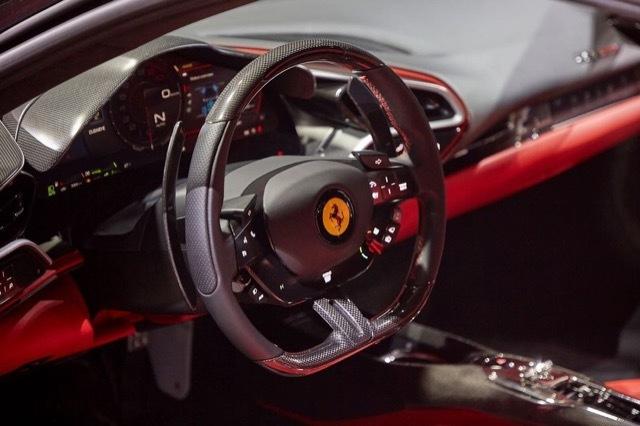 フェラーリ296GTB6 2021-7-2