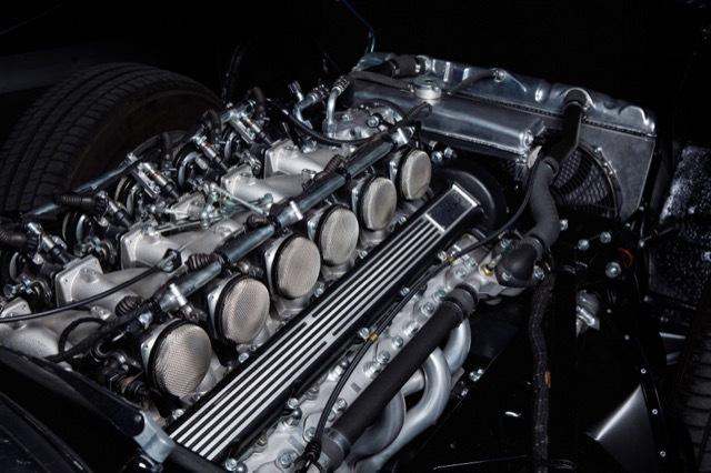 ジャガーEタイプ V12エンジン8 2021-7-3