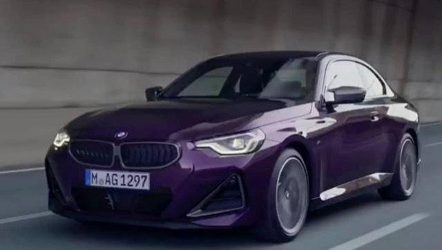 BMW m22 2021-7-4