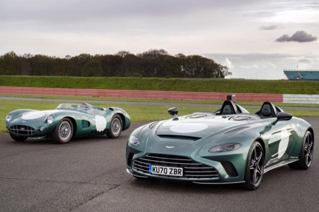 Aston Martin V12 Speedster DBR1 2021-7-6