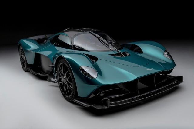 Aston Martin Valkyrie 2021-7-6