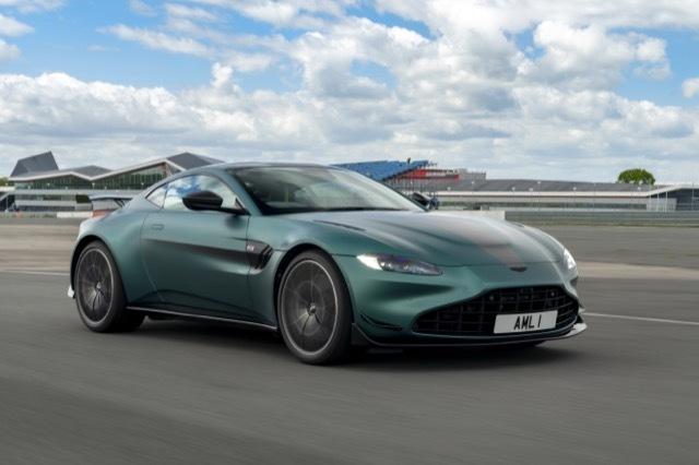 Aston Martin Vantage F1 Edition 2021-7-6