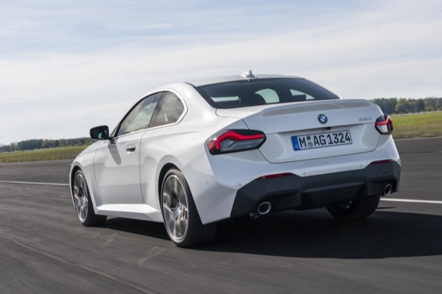 BMW2シリーズクーペ1 2021-7-7