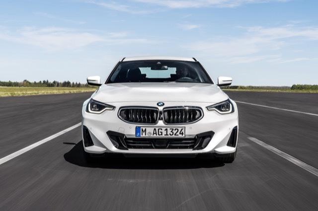 BMW2シリーズクーペ2 2021-7-7