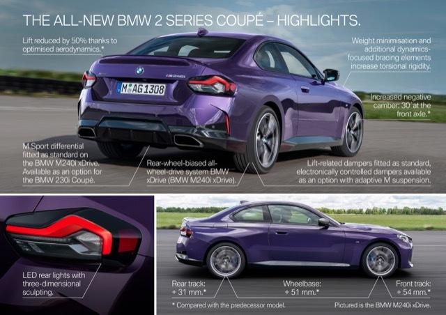 BMW2シリーズクーペ5 2021-7-7
