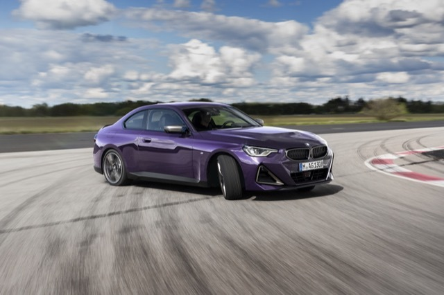 BMW2シリーズクーペ6 2021-7-7