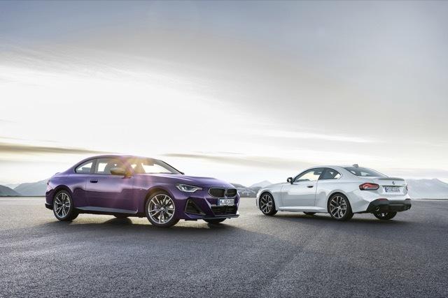 BMW2シリーズクーペ9 2021-7-7