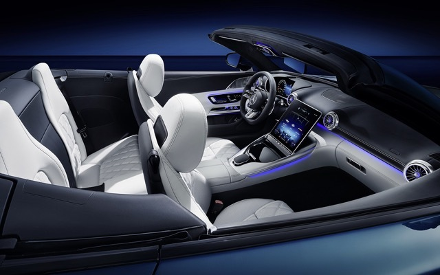 Mercedes-AMG SL2 2021-7-14
