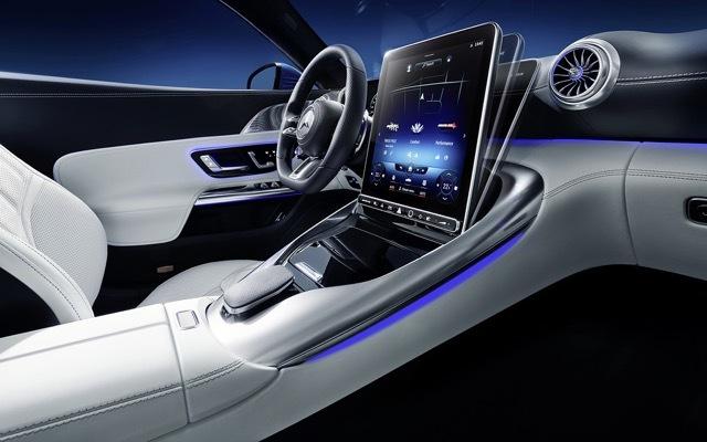 Mercedes-AMG SL4 2021-7-14