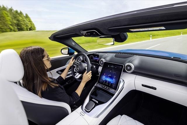 Mercedes-AMG SL5 2021-7-14