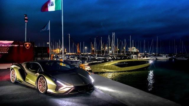 Tecnomar for Lamborghini 634 2021-7-14