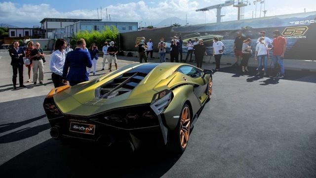 Tecnomar for Lamborghini 638 2021-7-14
