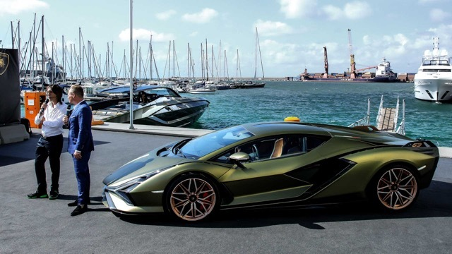 Tecnomar for Lamborghini 639 2021-7-14