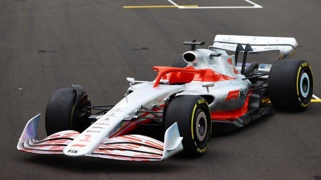 2022 F1マシン2 2021-7-16