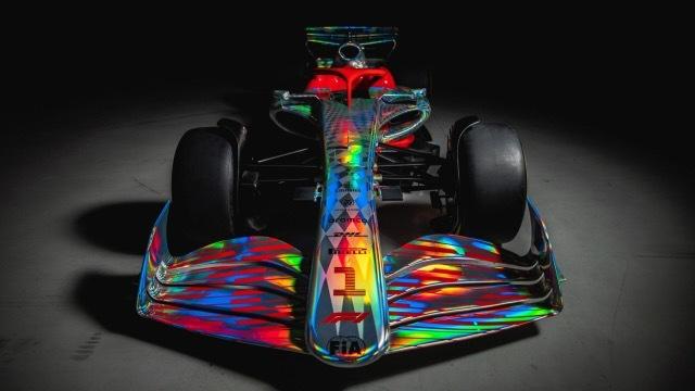 2022 F1マシン4 2021-7-16