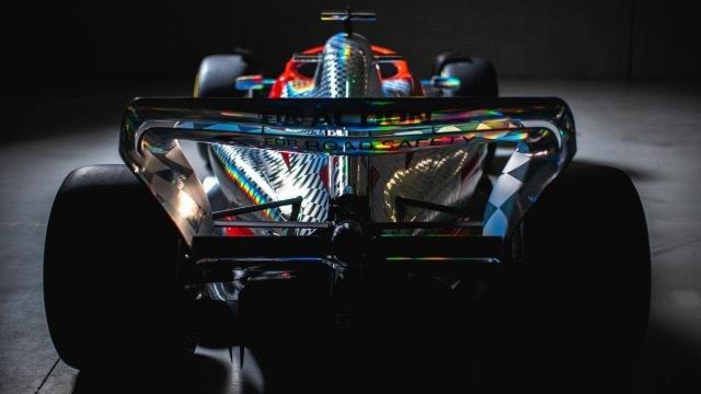 2022 F1マシン5 2021-7-16