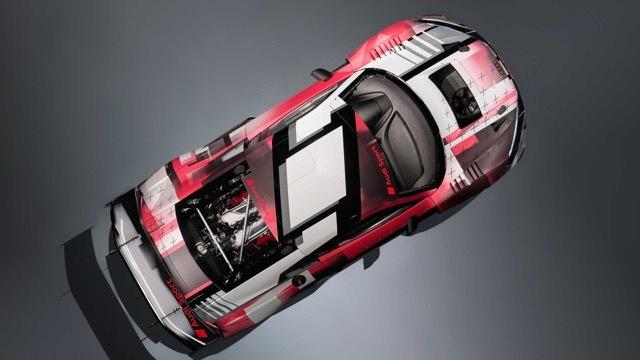 アウディR8LMS GT3 EvoII4 2021-7-21