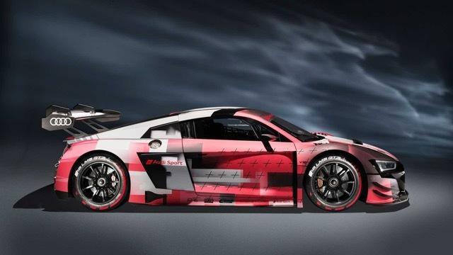 アウディR8LMS GT3 EvoII5 2021-7-21