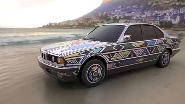 Acute Art BMW5 2021-7-25