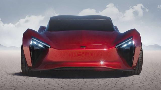 インド製EVハイパーカー4 2021-8-5