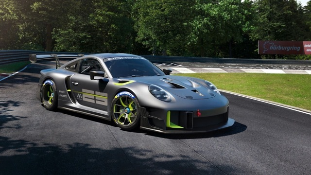 911 GT2 RS Clubsport 253 2021-8-6