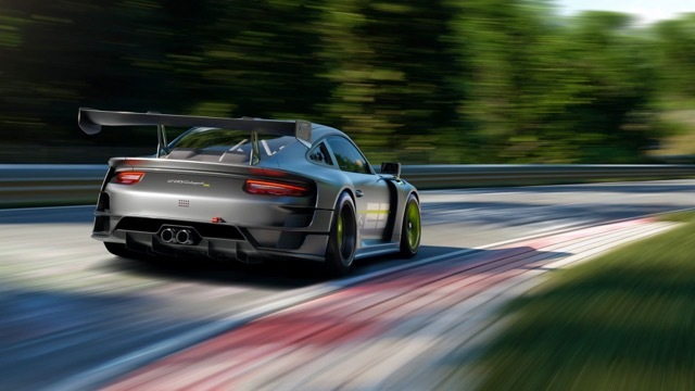 911 GT2 RS Clubsport 254 2021-8-6