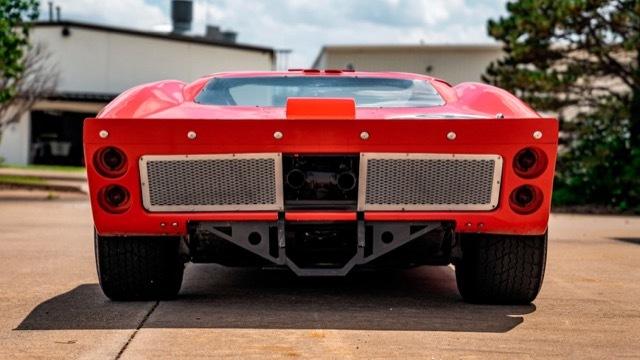 フォードVS フェラーリ GT40レプリカ1 2021-8-7