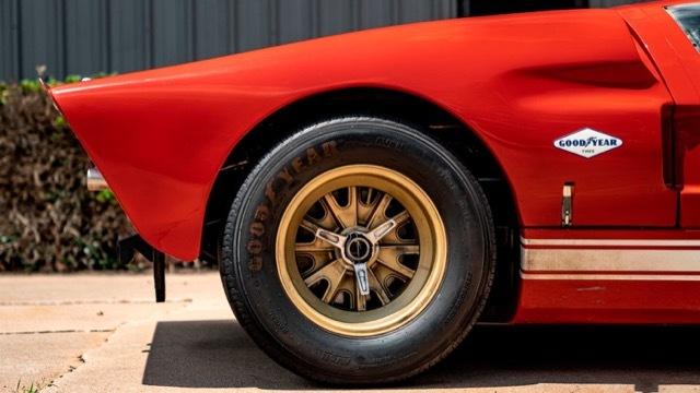 フォードVS フェラーリ GT40レプリカ2 2021-8-7