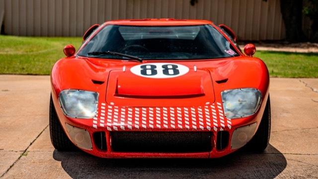 フォードVS フェラーリ GT40レプリカ4 2021-8-7
