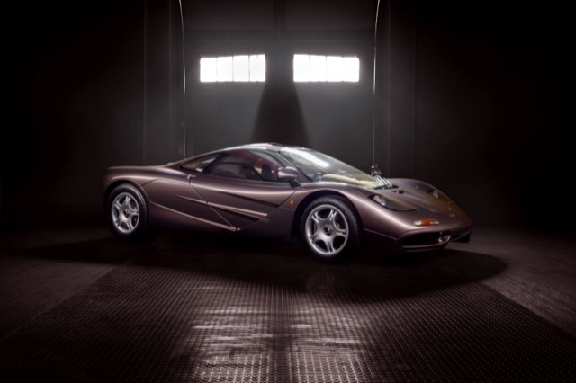 1995マクラーレンF13 2021-8-15