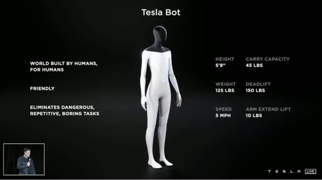 テスラボット4 2021-8-20
