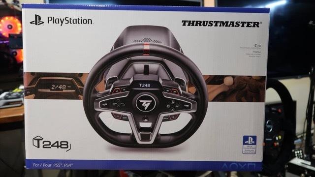 Thrustmaster T2482 2021-8-27