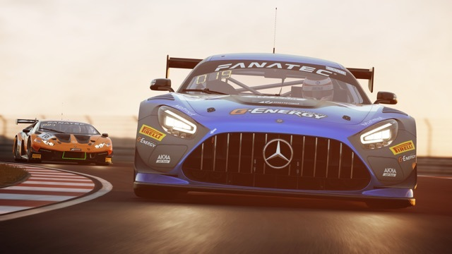 Assetto Corsa Competizione3 2021-8-27