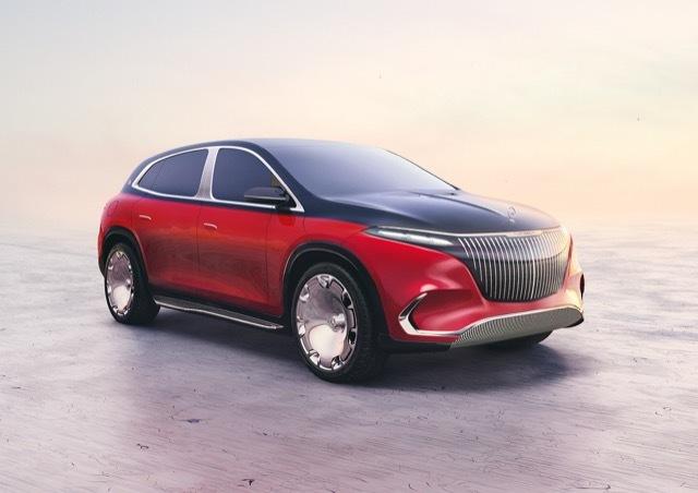 Concept Mercedes Maybach EQS4 2021-9-6